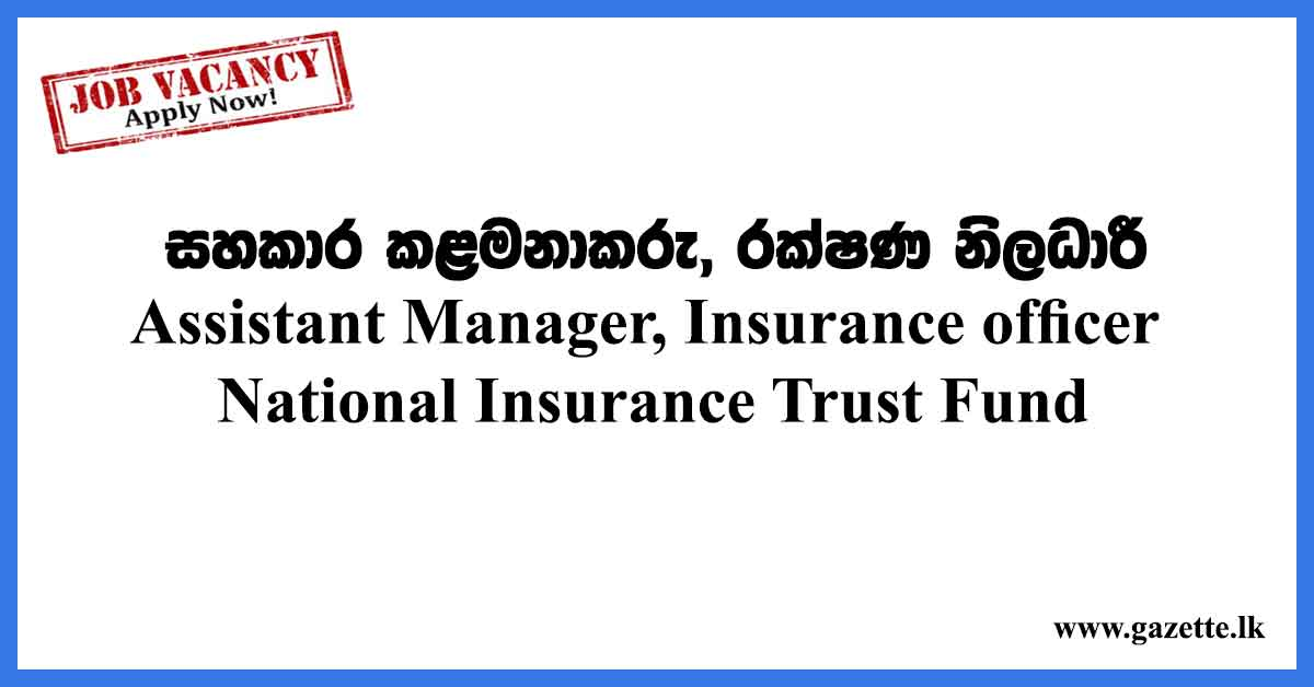 Assistant-Manager,-Insurance-officer