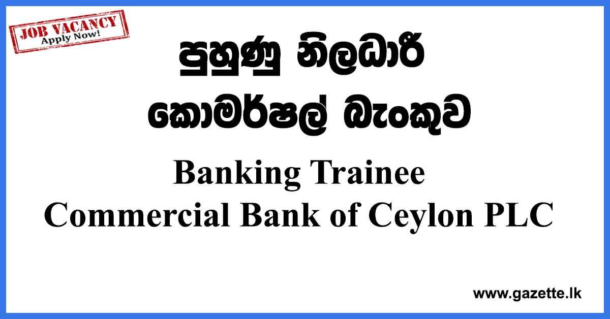 Banking-Trainee