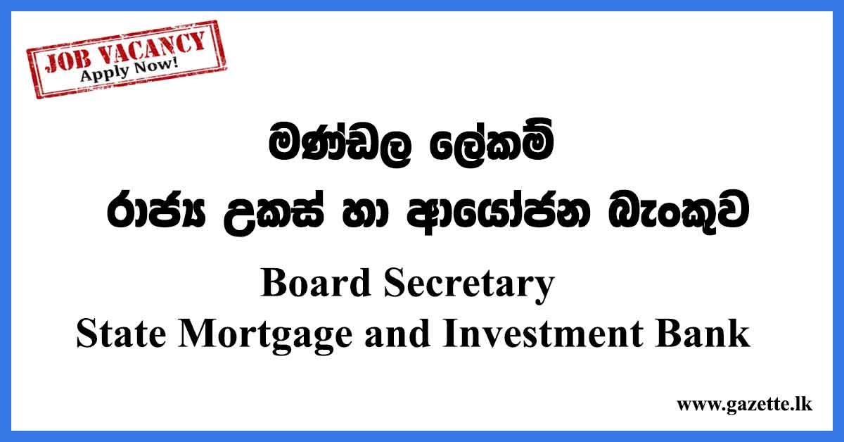 Board-Secretary