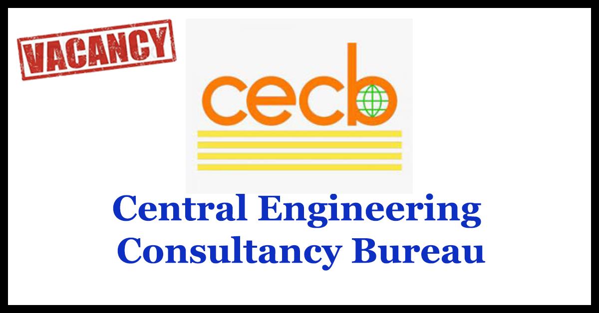 Central Engineering Consultancy Bureau Vacancies
