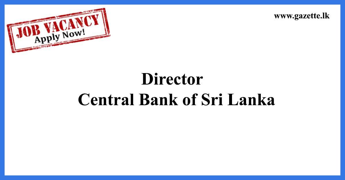 Director---Central-Bank-of-Sri-Lanka