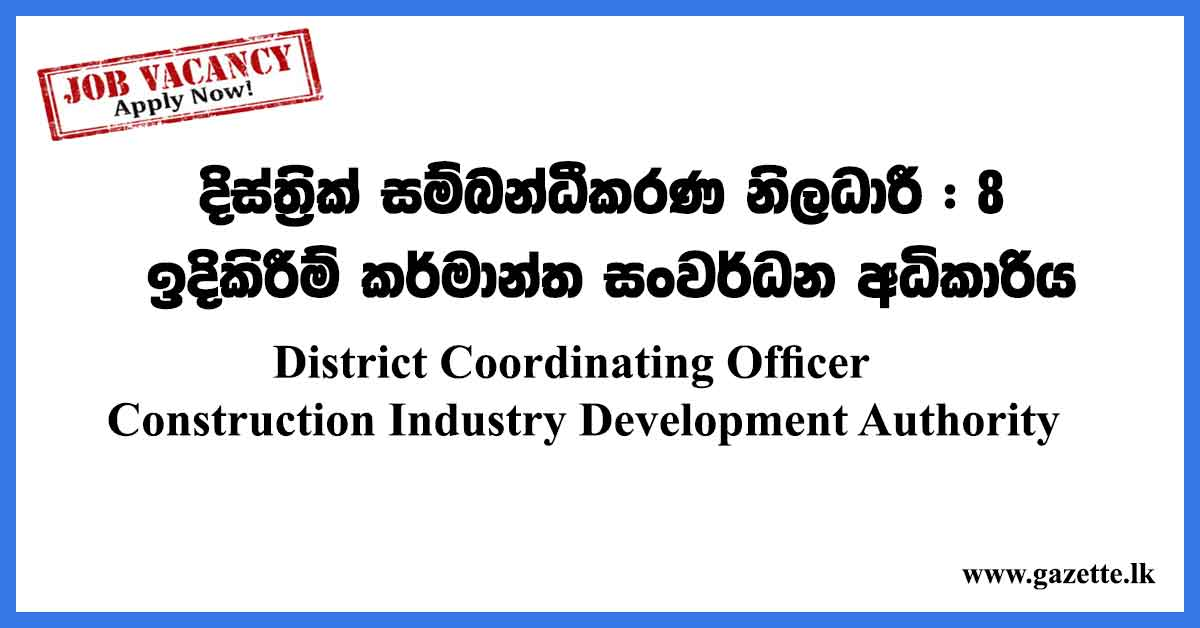 District-Coordinating-Officer---Construction-Industry-Development-Authority