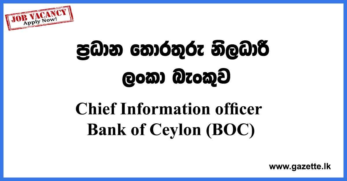 Information-officer