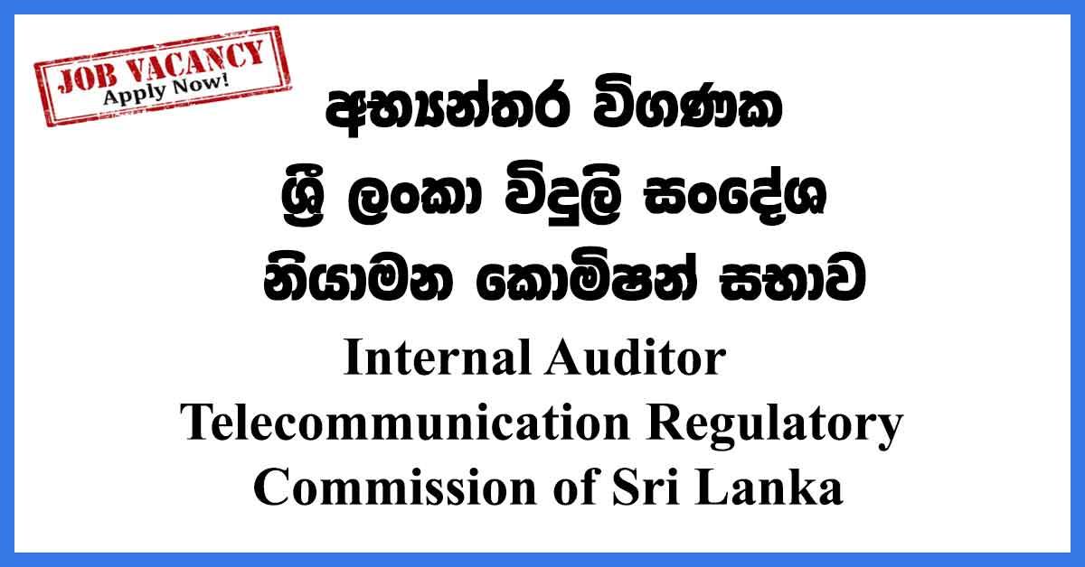 Internal-Auditor-Telecommunication-Regulatory