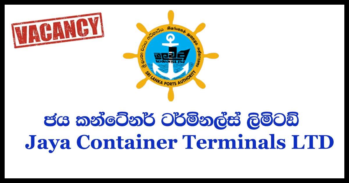 Jaya Container Terminals LTD