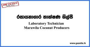 Laboratory-Technician