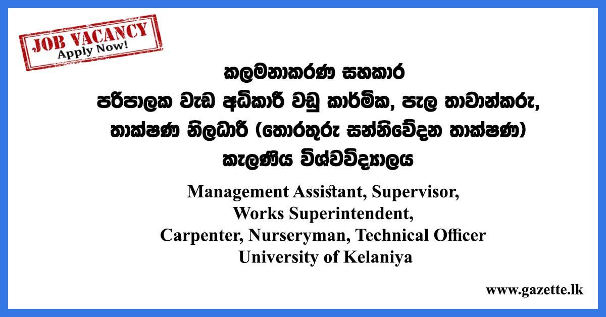 Management-Assistant-Supervisor-Kelaniya