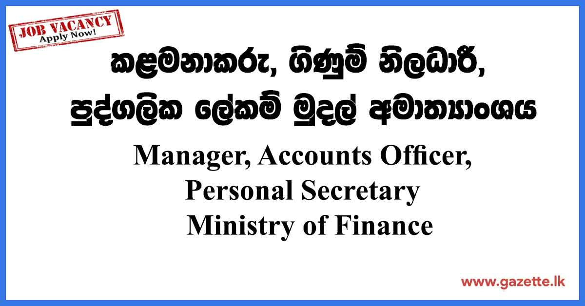 Manager-Accounts-Officer