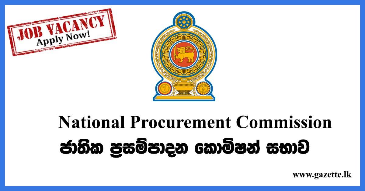 National-Procurement-Commission