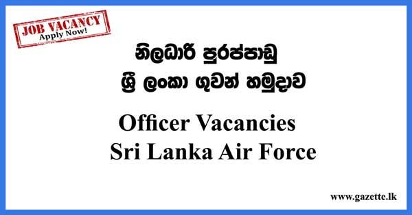 Officer-Vacancies