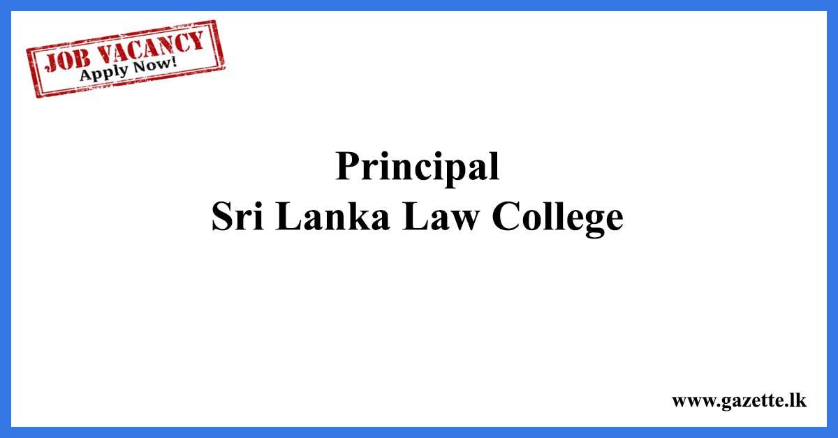 Principal-Law-College