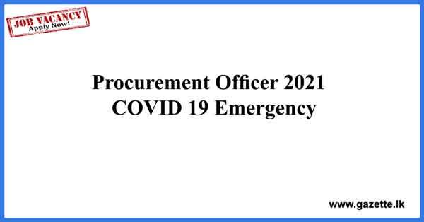 Procurement-Officer