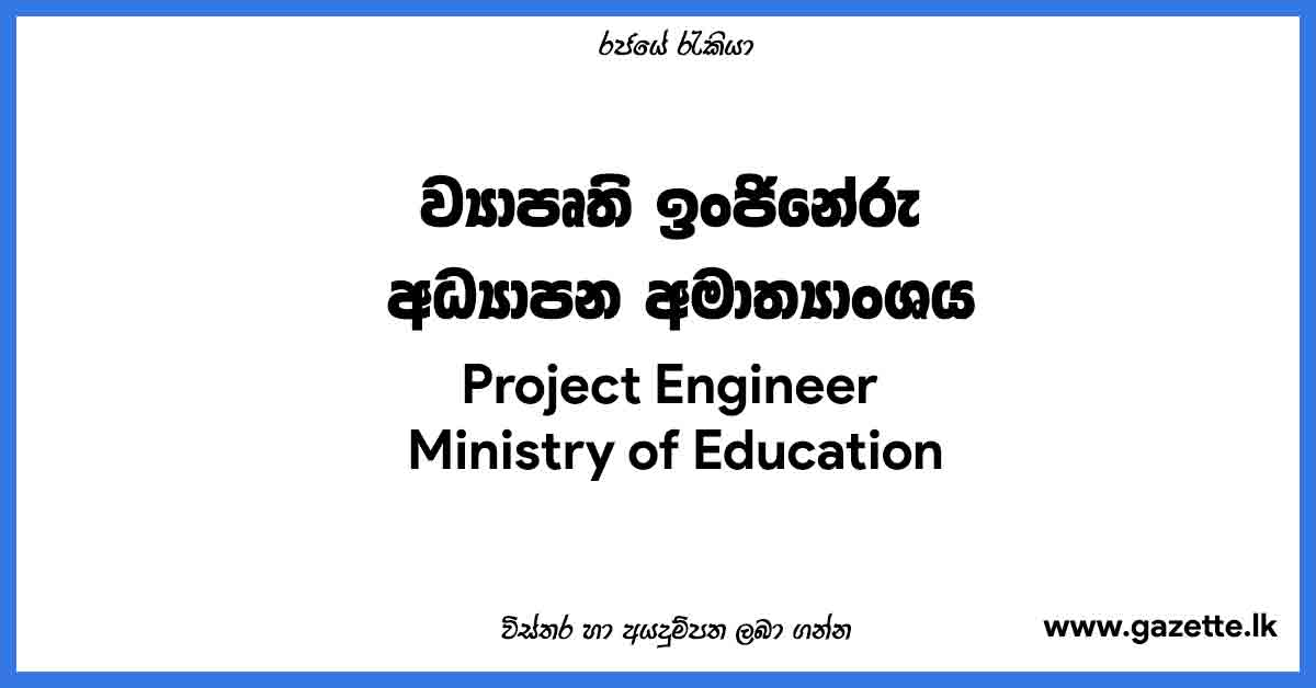 Project-Engineer