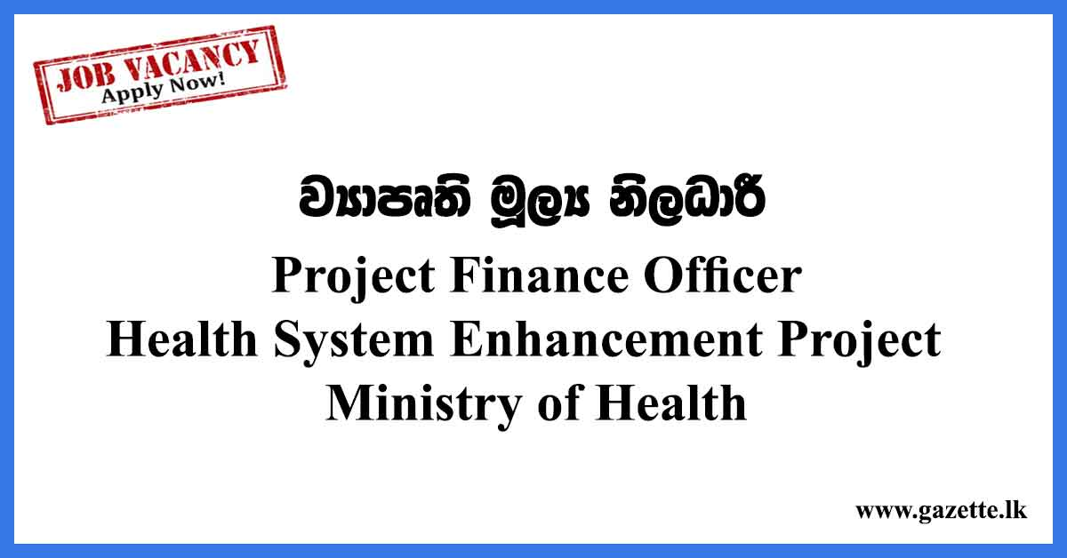 Project-Finance-Officer