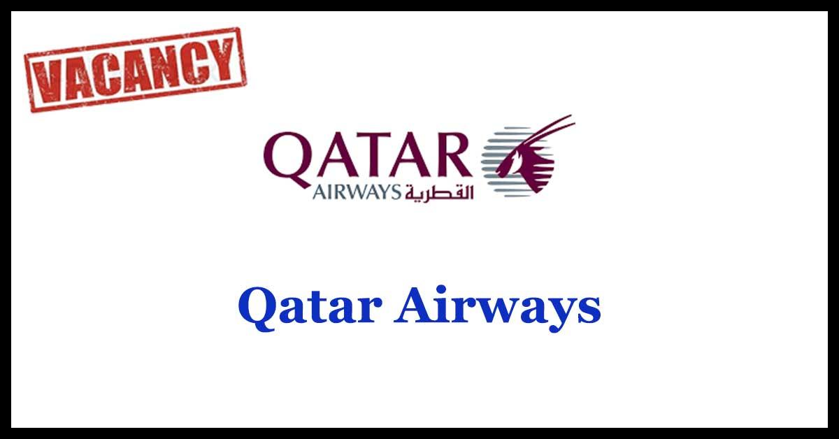 Qatar Airways Vacancies 2018