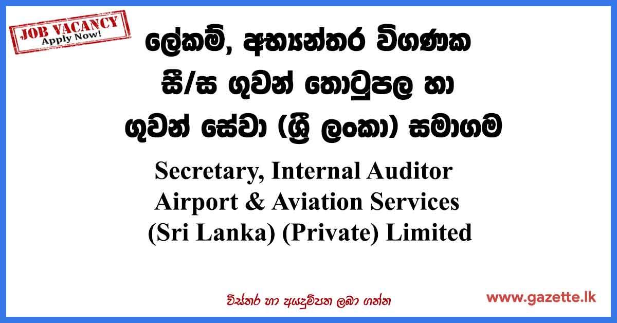 Secretary,-Internal-Auditor