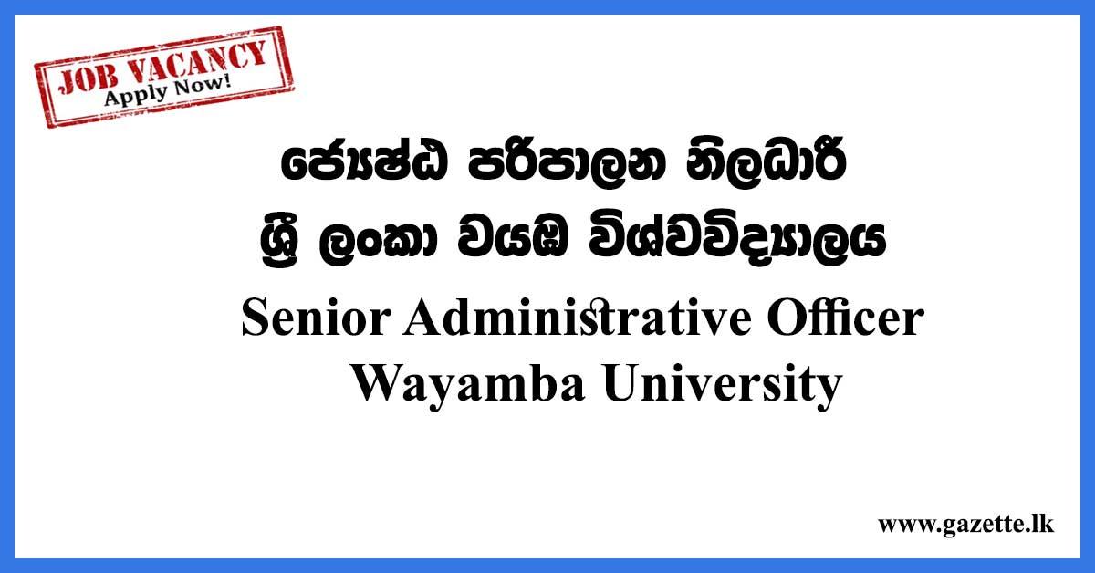 Senior-Administrative-Officer