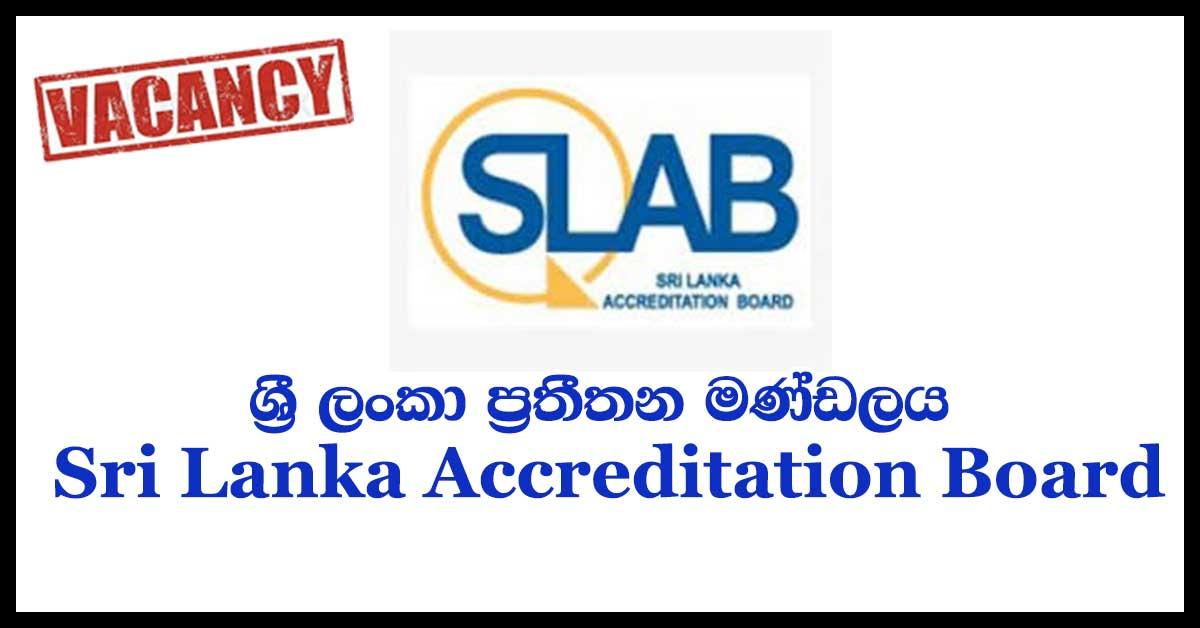Sri Lanka Accreditation Board