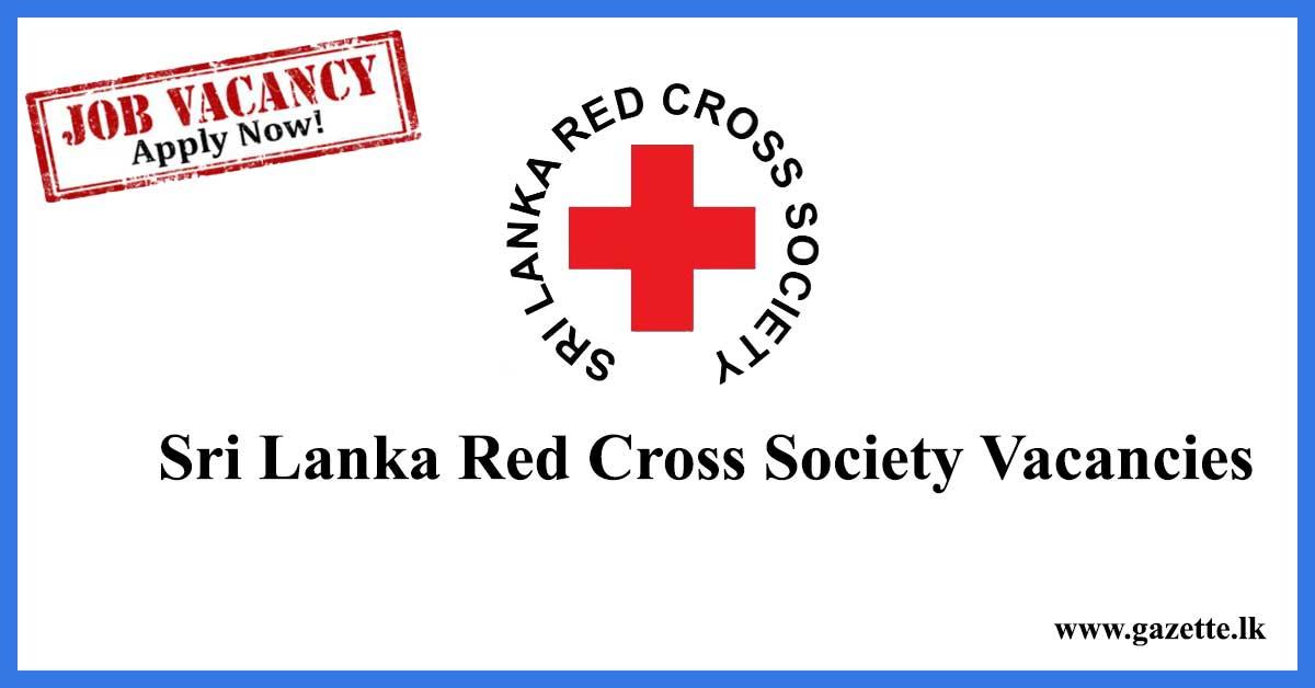 Sri-lanka-Red-Cross-Society-Vacancies