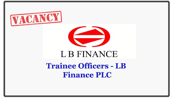 Trainee Officers - LB Finance PLC