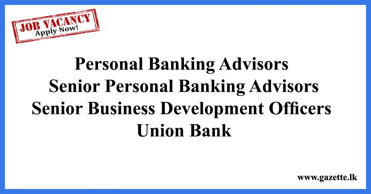 Union-Bank-Vacancies