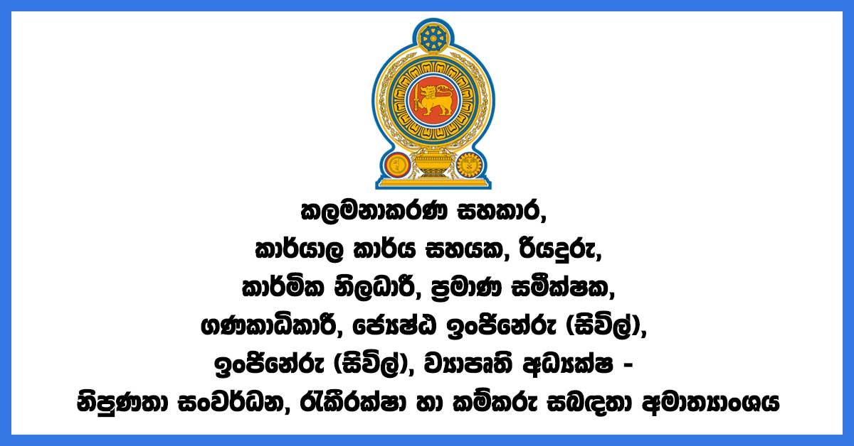 Vacancies-Ministry-of-Skills-Development,-Employment-&-Labour-Relations