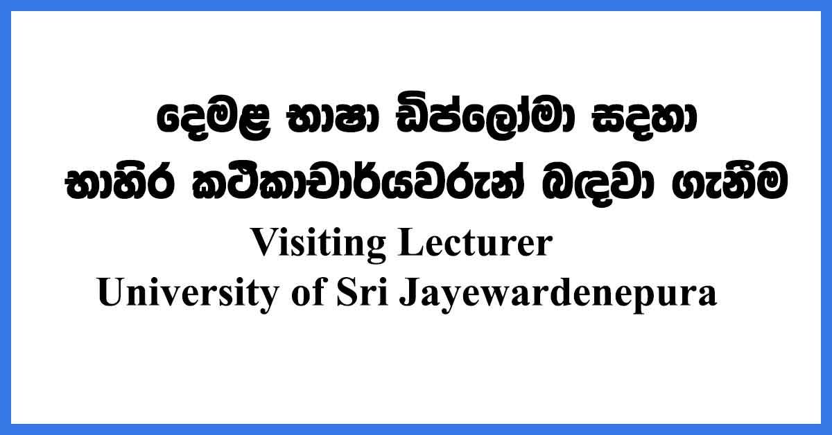Visiting-Lecturer