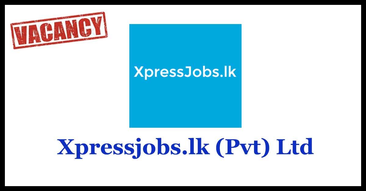 Xpressjobs.lk (Pvt) Ltd