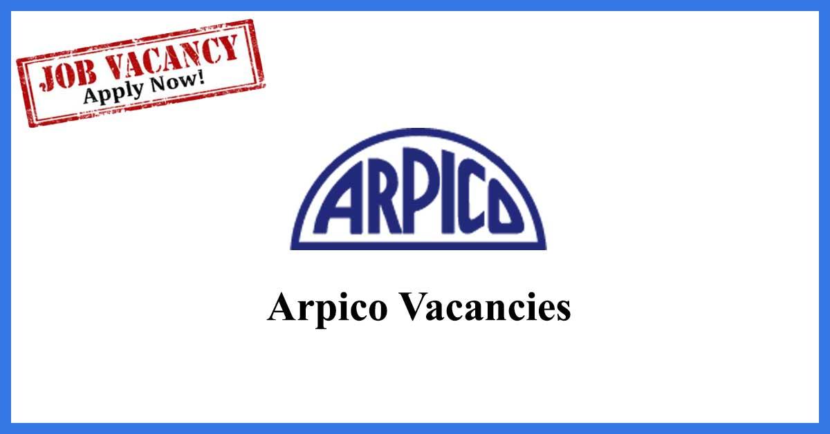 arpico-vacancies