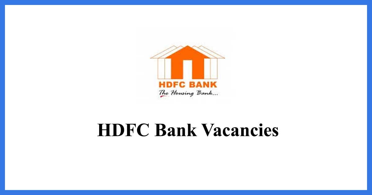hdfc-bank-vacancies