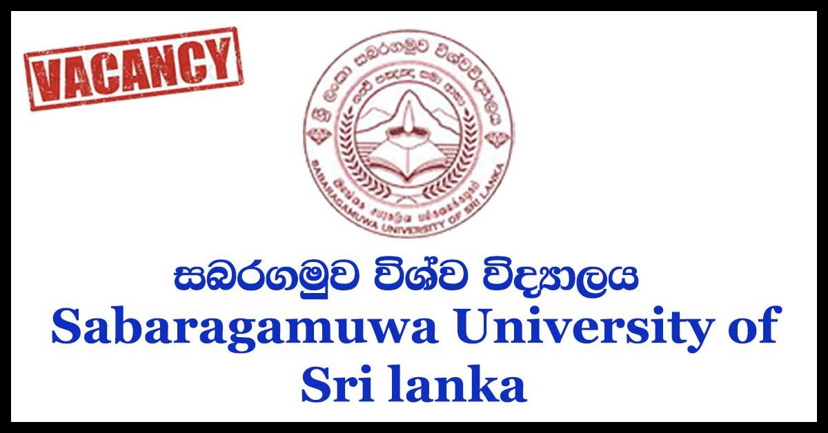 Sabaragamuwa University