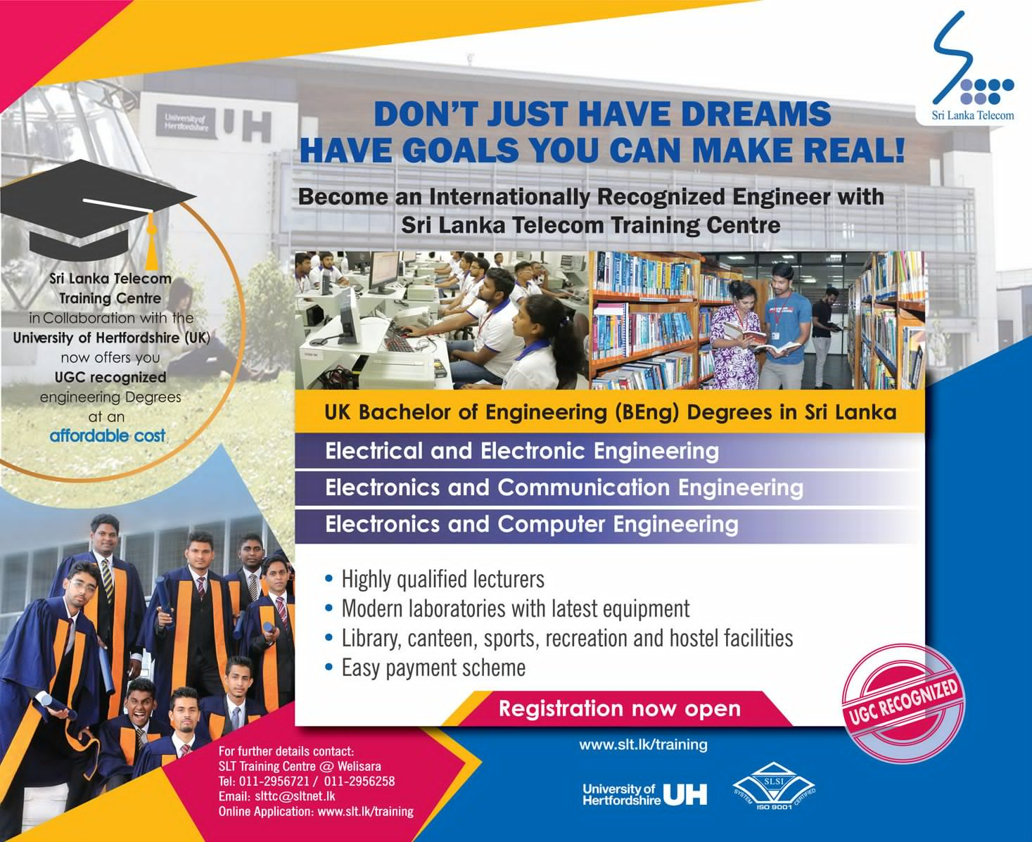 Uk Bachelor Of Engineering Beng Degrees Sri Lanka